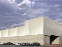 Excelente Nave Industrial en Renta de 3886m2 en Parque Industrial Toluca.