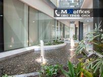 Amplia oficina acondicionada en renta de 558m2 en Valle Oriente San Pedro
