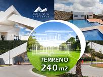 Se Vende Terreno de 240 m2 en Mallorca Residence, Casa Club, Seguridad 24.7..
