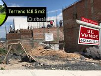 Se Vende Terreno en Zibatá de 148.5 m2, único y listo para hacer tu nuevo hogar