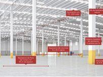 18,734 M2 Zona Metropolitana de GDL JAL nave industrial renta BA 131219