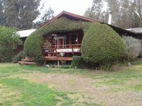 Arriendo parcela con casa Ecologica  de 170 mts, 5.500 mts. de terreno