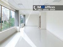 Oficina nueva en renta de 113m² acondicionada zona San Agustín, San Pedro