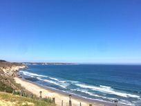 Casa con panorámica vista al mar Maitencillo