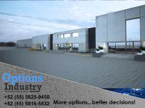 Industrial building for rent Puebla