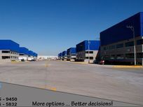 Warehouse for rent Lerma