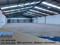 Lease warehouse in Iztapalapa