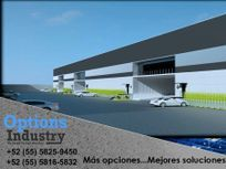 Industrial plant for rent Coacalco