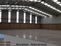 Warehouse for rent in Puebla