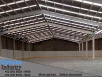 Warehouse for rent Toluca