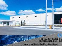 Excellent warehouse for rent Nuevo León area