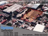 Land for sale/rent Tlalpan