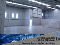 excellent warehouse for rent in atizapan
