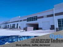 New Warehouse For Rent Azcapotzalco Vallejo