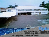 Rent new industrial warehouse in Iztapalapa.