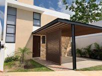 Pre Venta Casa en privada (Cholul, Mérida,Yucatán)
