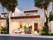 Preventa de casa en privada con amenidades al norte de Mérida