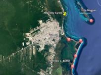 Excelente Terreno en Cancún, con proyecto hotelero