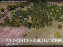 Rancho en venta de 15 recamaras cerca de Tepotzotlan