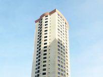 Condominio amueblado renta, Torre Zafiro, Newcity Residencial, Zona Río