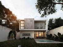 ARBOREA Hermosas Casas en Privada  Preventa Modelo A