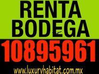 Magnífica Bodega Comercial en Renta, Héroes de Padierna