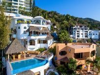 Luxury Ocean View Villa for sale in Amapas Puerto Vallarta