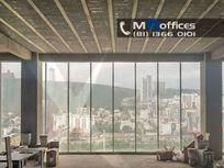 Oficina en renta de 210m2 Obra Gris en renta zona Obispado