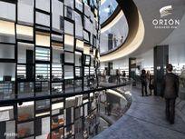 Oficina dentro de Orion Business Hub
