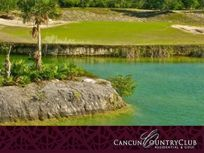 Terrenos en El Katan, Cancún Country Club, Cancún, Q. Roo.