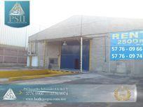 Bodega en Renta en Renta Industrial Xhala 2500M2