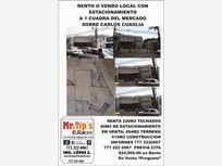 Bodega en Renta en Cuernavaca Centro