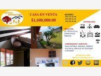 Casa en Venta en Villa Tecolutilla