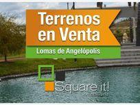 Terreno en Venta en en esquina Parque Lima, Lomas de Angelópolis