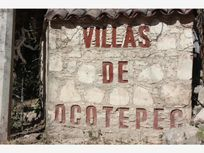 Terreno en Venta en Villas de Ocotepec