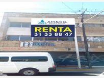 Edificio en Renta en Guadalajara Centro