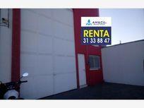 Bodega en Renta en Fracc Real del Valle