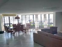 Alugo cobertura duplex em Tambaú de 400m² todo mobiliado