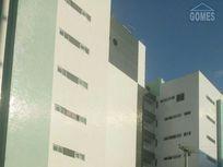 Apartamento com varanda vista pra o mar para vender, Intermares, Cabedelo, PB