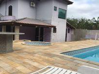 Casa alto padrão 5 dormitórios sendo 2 suites em Peruíbe lazer completo
