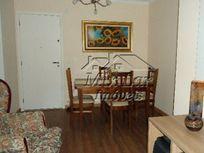 Apartamento no Bairro do Presidente Altino - Osasco SP, com 60 m², sendo 2 dormitórios 1 com suíte, sala, cozinha, banheiro e 1 vaga de garagem