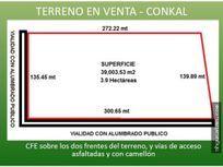 Conkal 3.9 Hectareas, ideal para desarrolladores