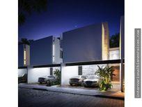 Townhouse de 160 m2 en Temozon
