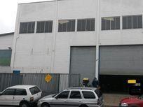 Galpão de  480m² para locação em Osasco - SP .