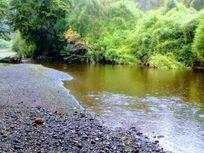 Bellisima parcela con río, sector Butalcura- Ancud