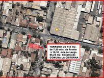 Casa habitacional o comercial de 145 m2 en La Cisterna.
