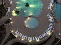 Dpto Reñaca 3dor 2baños vista al mar, 1800mts de piscinas