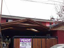 estupenda casa en villa nueva Renca