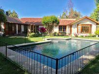 San Bernardo, vendo casa con parcela de 2.590 mts2