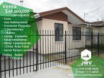 Vendo Casa Villa Las Malvas. Chillán